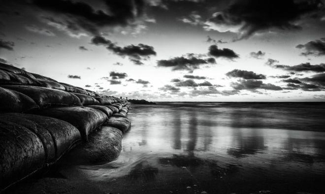 bw landscape photography